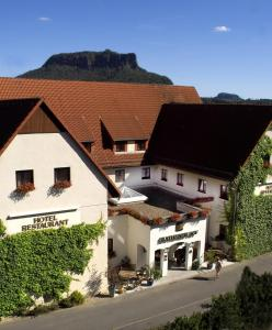 Hotel Rathener Hof, Hotel  Struppen - big - 32
