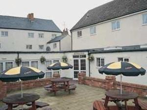 The Beauchief in Loughborough, Leicestershire, England