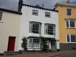 Radcliffe Guest House in Ross on Wye, Herefordshire, England
