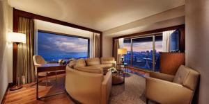 Bosphorus Suite - Balkon - Toegang tot de Executive Lounge