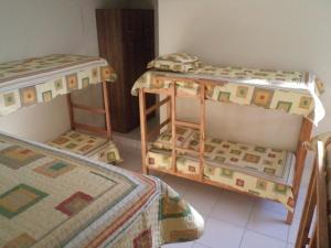 Shared Bed in Male Dormitory Room