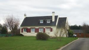 Bed & Breakfast  Mamoucafecouette Roz sur Couesnon