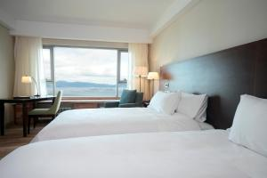 Resort Connecting Double Rooms with Sea View
