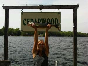 Cedarwood on Lake Muskoka