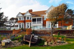 The Beach House in Milford on Sea, Hampshire, England