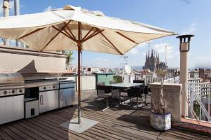 ChicRoom Barcelona Penthouse 360º Terrace