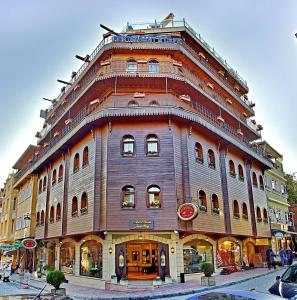 HotelSeven Hills Hotel, Istanbul