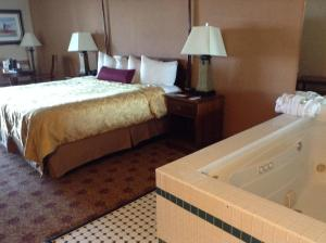 King Room with Spa Bath and Lake View