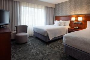 Courtyard Portland Beaverton, Hotels  Beaverton - big - 3