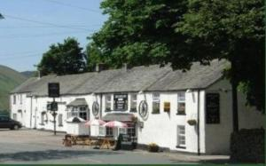 The Cross Keys Inn in Tebay, Cumbria, England