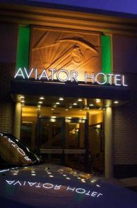 The Aviator Hotel in Sywell, Northamptonshire, England