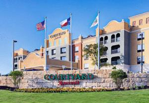 Courtyard By Marriott San Antonio Sea World®/Westover Hills