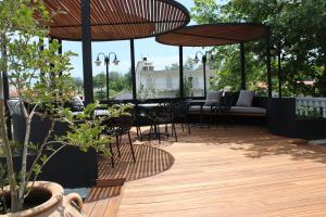 Zeus Hotel, Hotels  Platamonas - big - 68