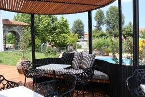 Zeus Hotel, Hotels  Platamonas - big - 5