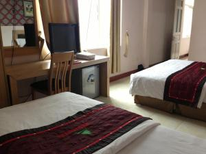 Red Sunset Hotel, Hotels  Hanoi - big - 5