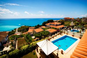 La Suite del Faro, Bed & Breakfast  Scalea - big - 30