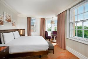 Deluxe King Guestroom with view