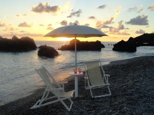 Grand Hotel De Rose, Hotels  Scalea - big - 77