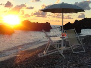 Grand Hotel De Rose, Hotels  Scalea - big - 76