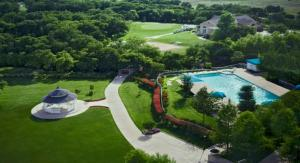 Dallas/Fort Worth Marriott Hotel & Golf Club at Champions Circle, Hotels  Roanoke - big - 3