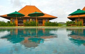 Three Monkeys Villas, Villaggi turistici  Uluwatu - big - 28