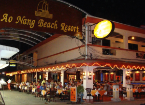 Hotel Ao Nang Beach Resort