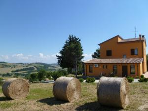 Leondina Country House, Bed & Breakfast  Corinaldo - big - 33