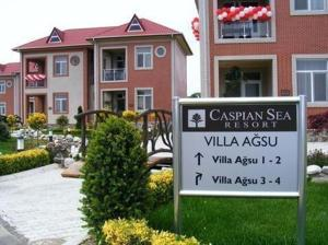 Caspian Sea Resort