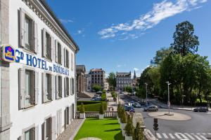 Best Western Grand Hotel de Bordeaux Aurillac - Pensionhotel - Hotely