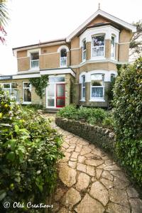 Mount House, Guest houses  Shanklin - big - 1