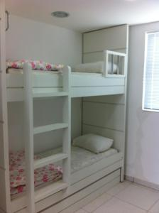 Standard Bunk Bed Room with Sea View