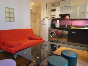 One-Bedroom Apartment - rue Doudeauville
