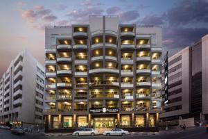 Bleibe Savoy Central Hotel Apartments, Dubai