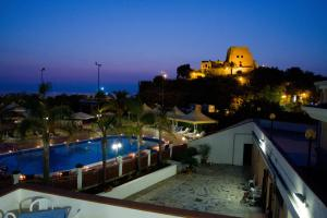 Hotel Talao, Hotels  Scalea - big - 19