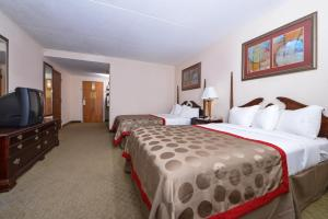 Business Double Room with Two Double Beds - Non-Smoking