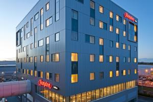 Hampton by Hilton London Gatwick Airport in Gatwick, Surrey, England