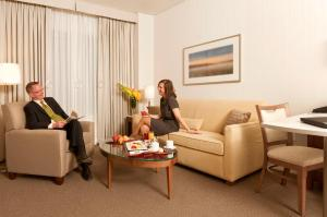 King Suite with Sofa Bed - Allergy Friendly