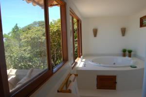 Deluxe Double Room with Frontal Sea View and Internal Spa Bath