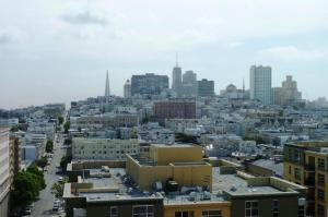 Amsi Pacific Heights One Bedroom Condo (Amsi Sf.Phjt1103)