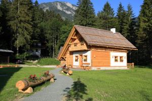 Photo of Chalet Zlatorog Mountain   Lake Getaway