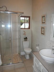 Cottage with Shower