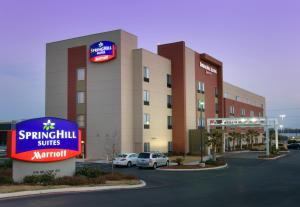 Photo of Spring Hill Suites By Marriott San Antonio Airport