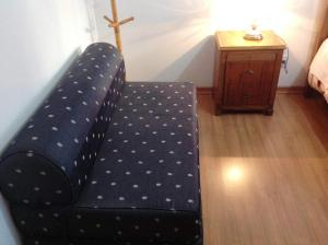 Double Rom with Sofa Bed