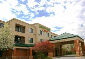 Courtyard by Marriott Traverse City, Отели  Traverse City - big - 1
