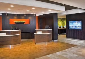 Courtyard by Marriott Traverse City, Отели  Traverse City - big - 24