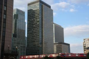 Oasis Apartment At Canary Wharf