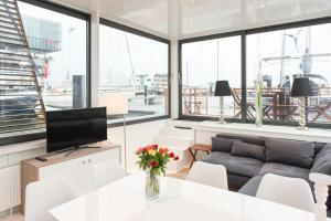 AppartamentoModern Luxerious house boat, Amsterdam