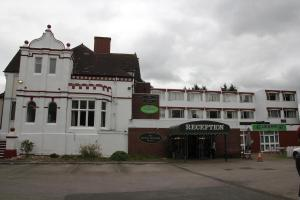 Hylands Hotel in Coventry, West Midlands, England