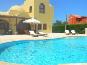 Three Bedroom Villa At North Golf Area, El Gouna   Unit 1000029
