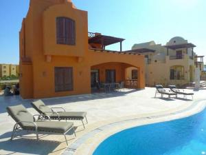 Three Bedroom Villa At Sabina, El Gouna   Unit 107826